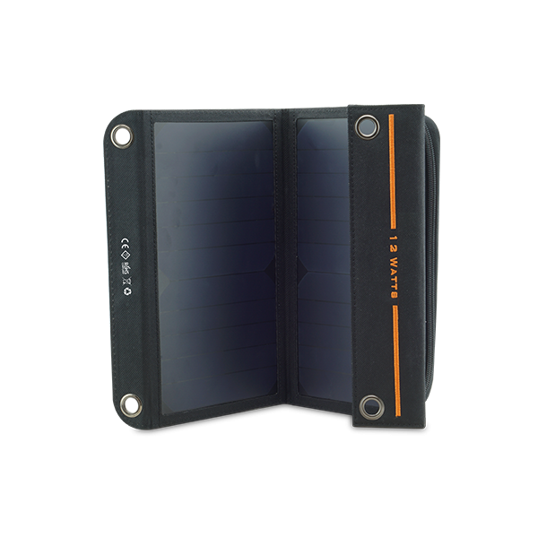 12W Solar Panel for USB devices