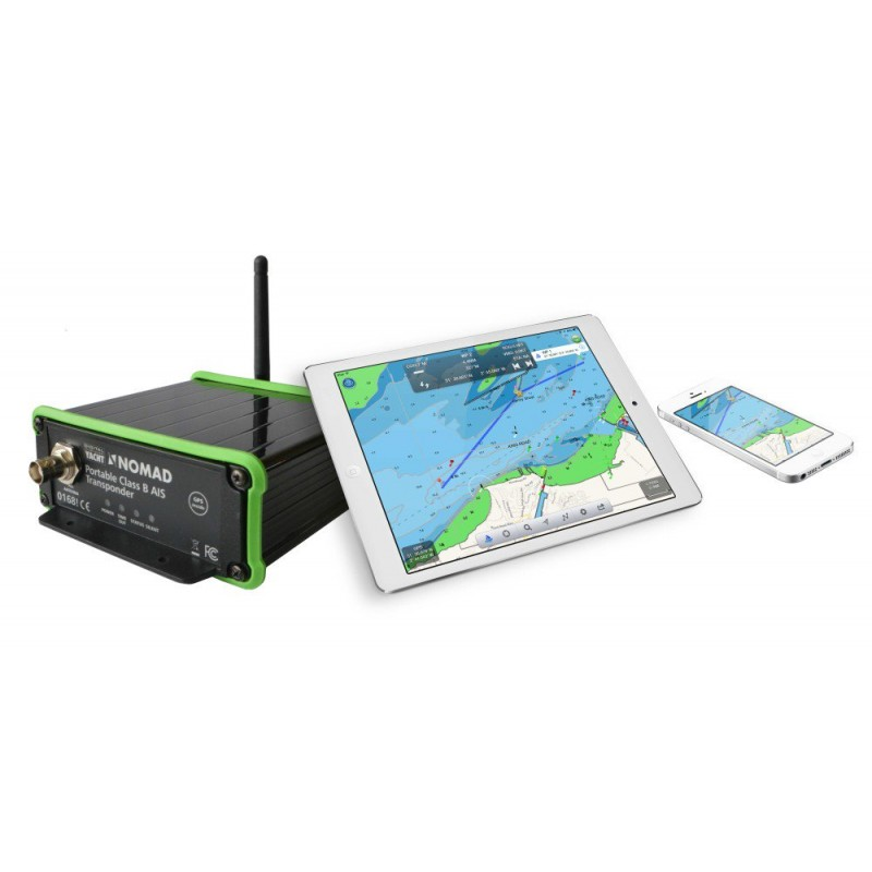 Wifi AIS transponder for boating