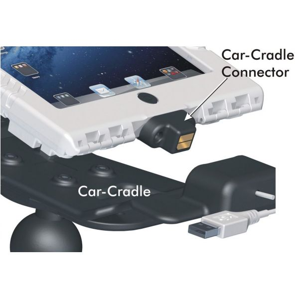 Car Cradle additional connector
