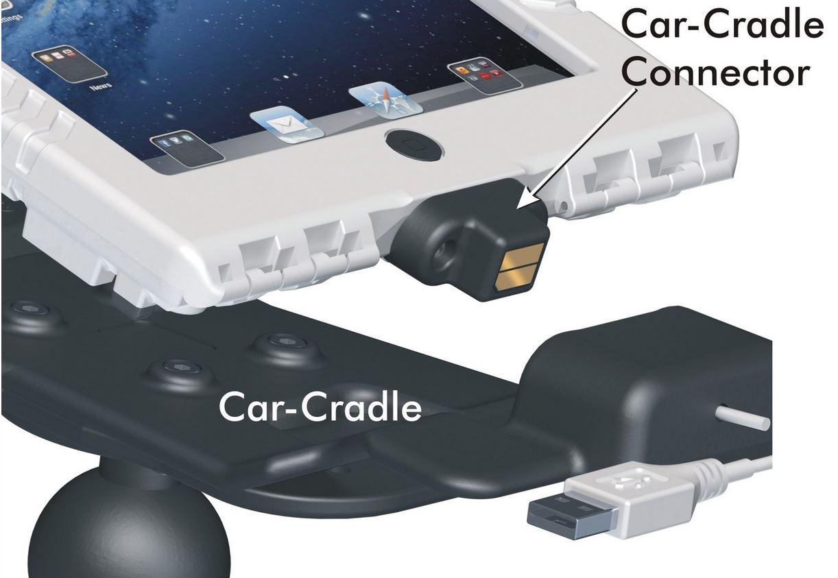 aiShell iPad Charging Connector Lightning