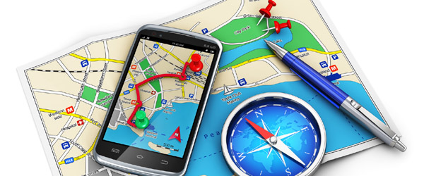 tablette cartographie GPS